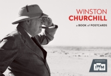 Winston Churchill Book of Postcards  Aa919, Postcard book or pack Book