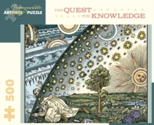 The Quest for Knowledge 500-Piece Jigsaw Puzzle  Aa965, Other merchandise Book