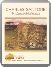CHARLES SANTORE THE LION & THE MOUSE 100,  Book