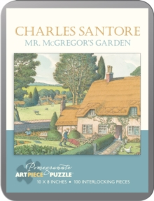 CHARLES SANTORE MR MCGREGORS GARDEN 100P,  Book