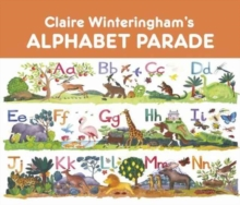 Alphabet Parade  A263, Board book Book
