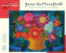 Jane Tattersfield More Blooms in a Basket 300-Piece Jigsaw Puzzle, Other merchandise Book