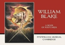 William Blake Book of Postcards, Postcard book or pack Book