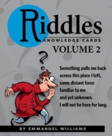 Riddles Vol. 2 Quiz Deck, Game Book