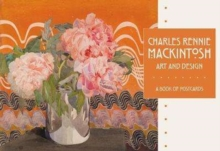 Charles Rennie Mackintosh : Art and Design Book of Postcards, Postcard book or pack Book