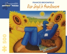 Frances Broomfield : Van Gogh's Sunflowers 500-Piece Jigsaw Puzzle, Other merchandise Book