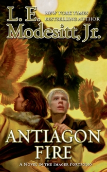 Antiagon Fire, Paperback Book
