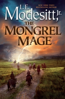 The Mongrel Mage, Hardback Book