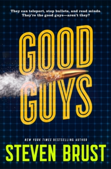 Good Guys, Hardback Book