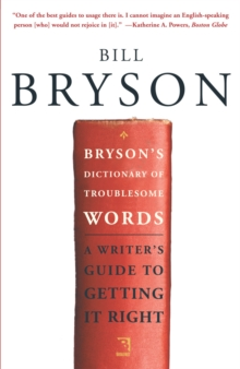 Bryson's Dictionary of Troublesome Words, EPUB eBook