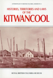 Histories, Territories and Laws of the Kitwancool, PDF eBook