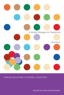 Foreign Relations in Federal Countries, Paperback Book