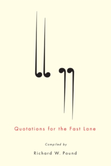 Quotations for the Fast Lane, EPUB eBook