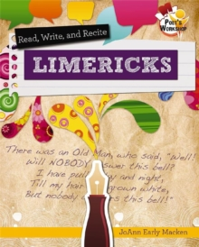 Read, Recite, and Write Limericks, Paperback Book