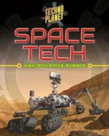 Space Tech - Techno Planet, Paperback / softback Book