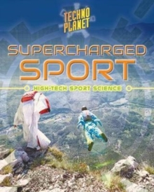 Supercharged Sports - Techno Planet, Paperback / softback Book
