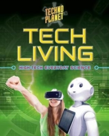 Tech Living, Paperback / softback Book