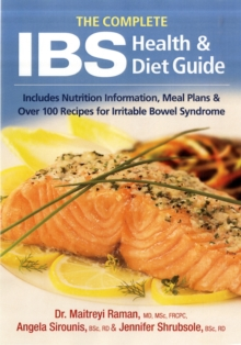 The Complete IBS Health and Diet Guide, Paperback Book
