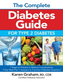 Complete Diabetes Guide for Type 2 Diabetes, Paperback / softback Book