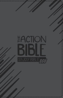 Action Bible Study Bible-ESV, Leather / fine binding Book