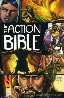 The Action Bible, Hardback Book