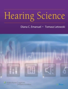 Hearing Science, Paperback / softback Book