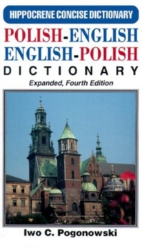 Polish-English / English-Polish Concise Dictionary With Complete Phonetics, Paperback Book