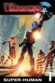 Ultimates Vol.1: Super-human, Paperback Book