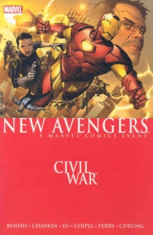 New Avengers Vol.5: Civil War, Paperback / softback Book