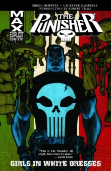 Punisher Max: Girls In White Dresses, Paperback Book