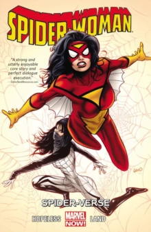 Spider-woman Volume 1: Spider-verse, Paperback / softback Book