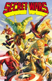 Secret Wars, Paperback / softback Book