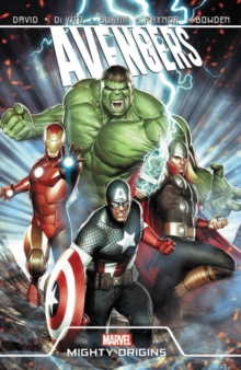 Avengers: Mighty Origins, Paperback Book