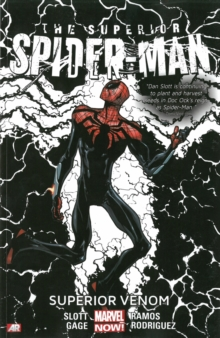 Superior Spider-man Volume 5: The Superior Venom (marvel Now), Paperback Book
