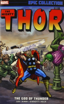 Thor Epic Collection: The God Of Thunder, Paperback / softback Book