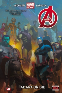 Avengers Volume 5: Adapt Or Die (marvel Now), Paperback Book