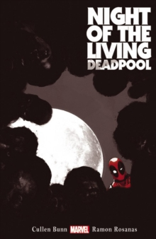 Night of the Living Deadpool, Paperback Book