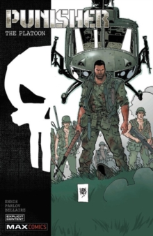 Punisher: The Platoon, Paperback Book