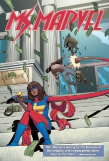 Ms. Marvel Volume 2: Generation Why, Paperback / softback Book