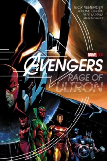 Avengers: Rage Of Ultron, Hardback Book
