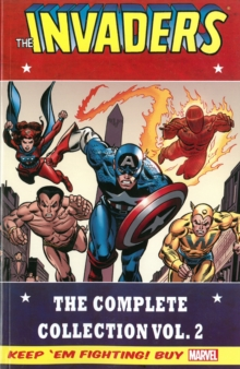 Invaders Classic: The Complete Collection Volume 2, Paperback Book
