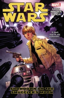 Star Wars Vol. 2: Showdown on Smugglers Moon, Paperback Book