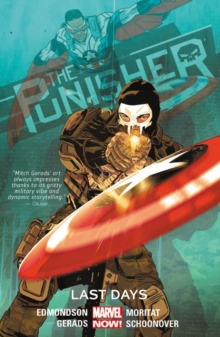 Punisher, The Volume 3: Last Days, Paperback / softback Book