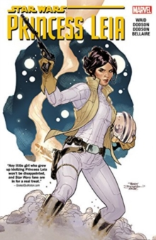Star Wars: Princess Leia, Paperback Book