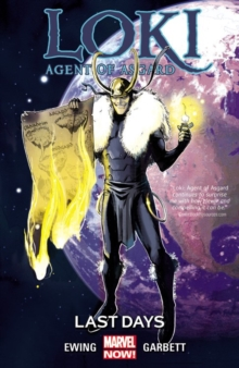 Loki: Agent of Asgard Volume 3: Last Days, Paperback Book