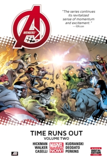 Avengers: Time Runs Out Volume 2, Paperback Book