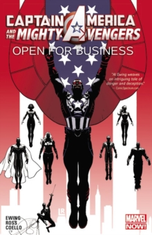 Captain America & The Mighty Avengers Volume 1: Open For Business, Paperback Book