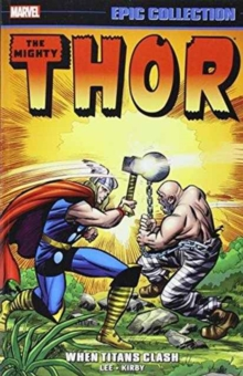Thor Epic Collection: When Titans Clash, Paperback Book