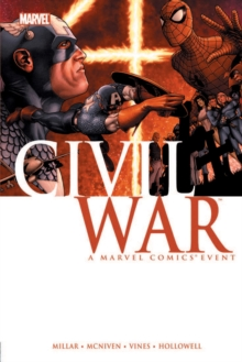 Civil War, Hardback Book