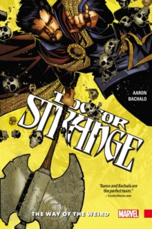 Doctor Strange Vol. 1: The Way Of The Weird, Hardback Book